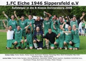 FC Eiche 2008- Ausfteiger